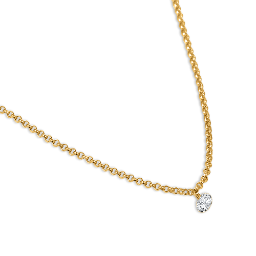 Collier Diamant Evasion
